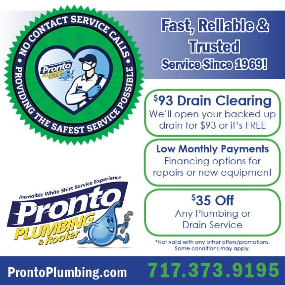 $93 Drain Clearing Special Offer
